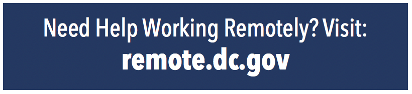 remote.dc.gov